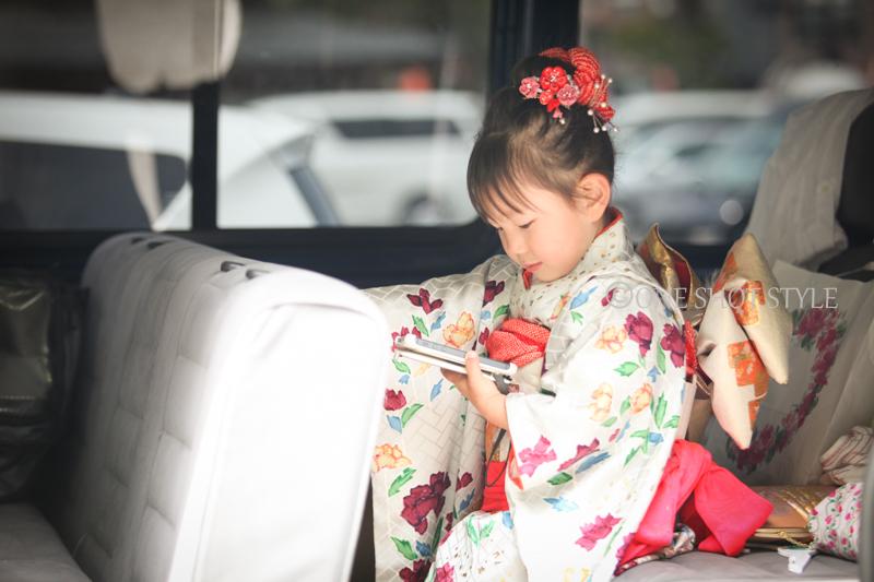 愛知 名古屋 出張撮影 七五三 お宮参り 家族写真 ロケーション撮影