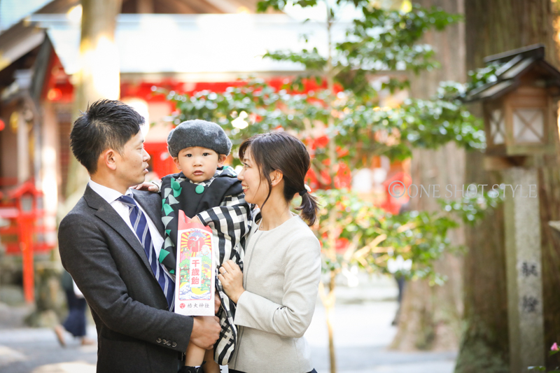 三重 愛知 名古屋 七五三 出張撮影 椿大神社 ファミリーフォト 家族写真 子供写真