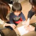 【手形足形アート&プチ撮影会】名古屋の出張カメラマンによる撮影イベント