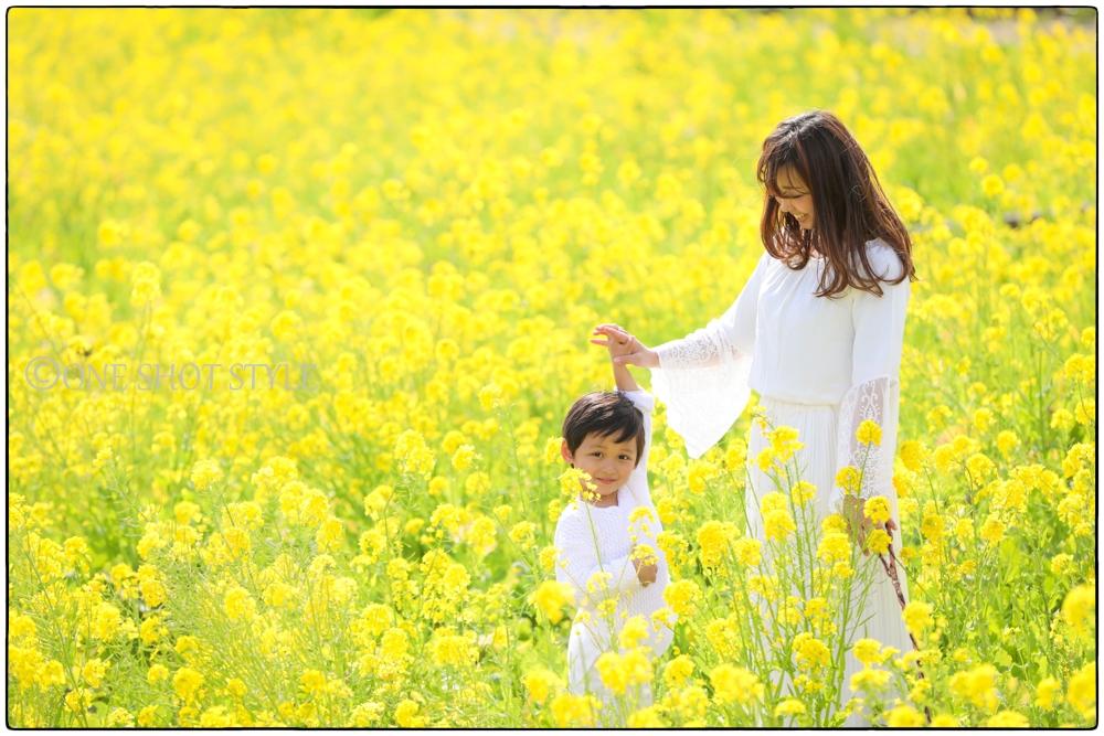 愛知 名古屋 家族写真 出張撮影 ワンショットスタイル