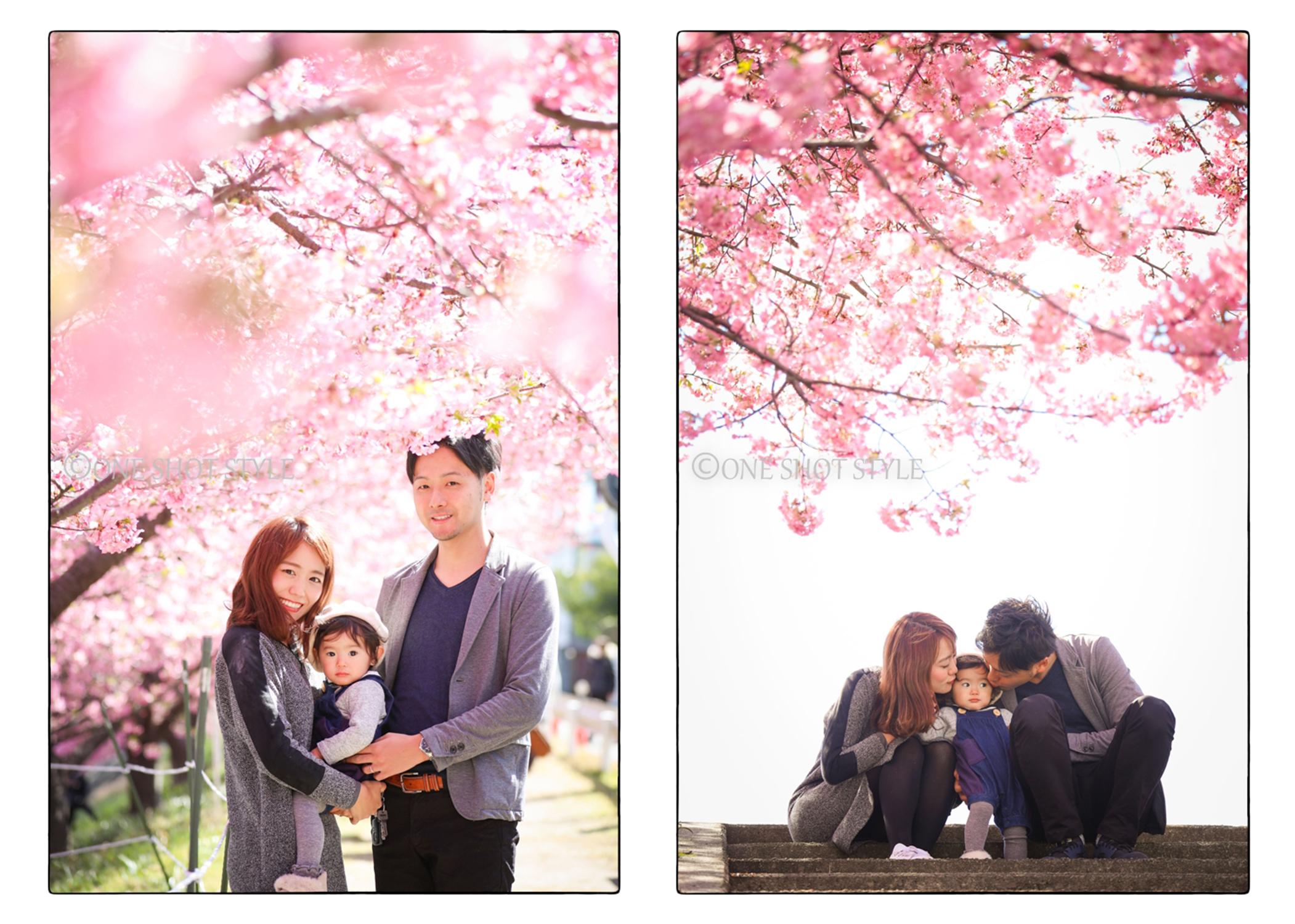 愛知 名古屋 岡崎 家族写真 出張撮影 ワンショットスタイル