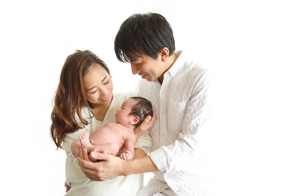 愛知 名古屋 家族写真 ニューボーンフォト 出張撮影