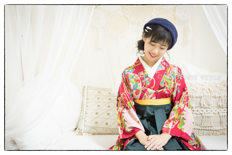 三重県 津市 久居 撮影会 七五三 アンティーク着物 女性カメラマン 出張撮影