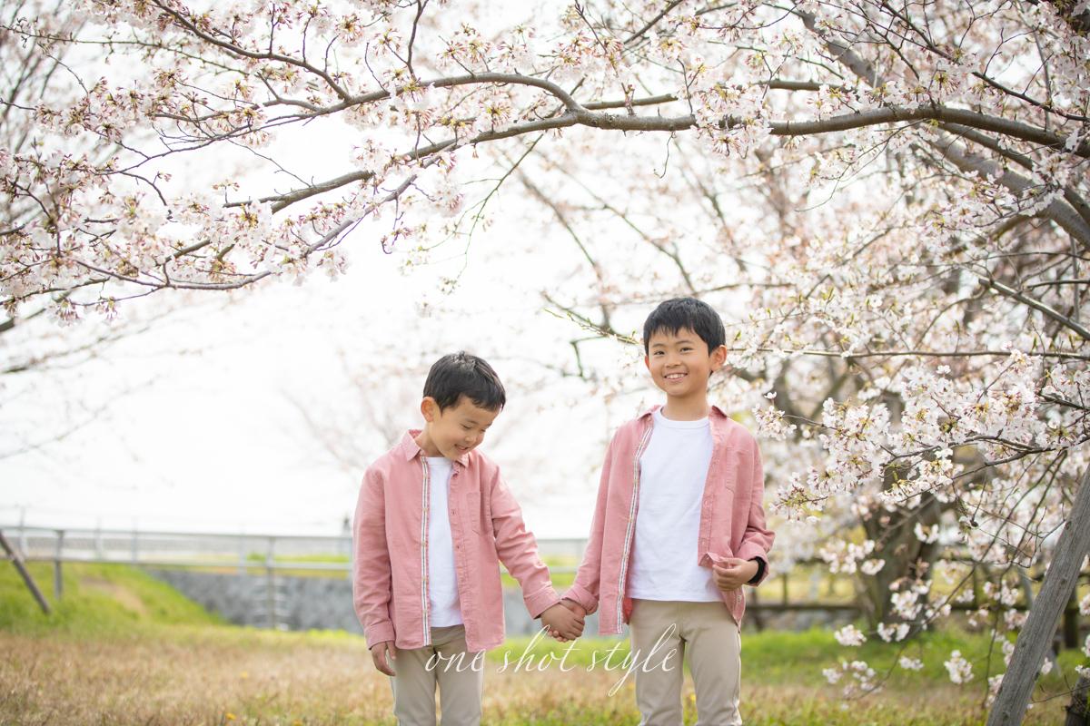 三重 出張撮影 桜撮影会 ロケーションフォト