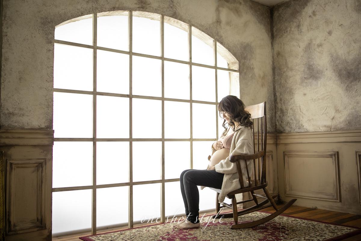 愛知 名古屋 西区 出張撮影 マタニティフォト 家族写真